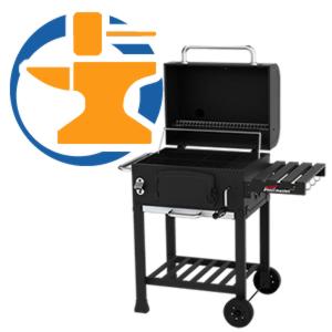 Barbecue in Acciaio Inox